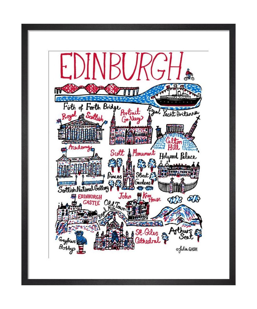 Image for Edinburgh  Cityscape by Julia Gash