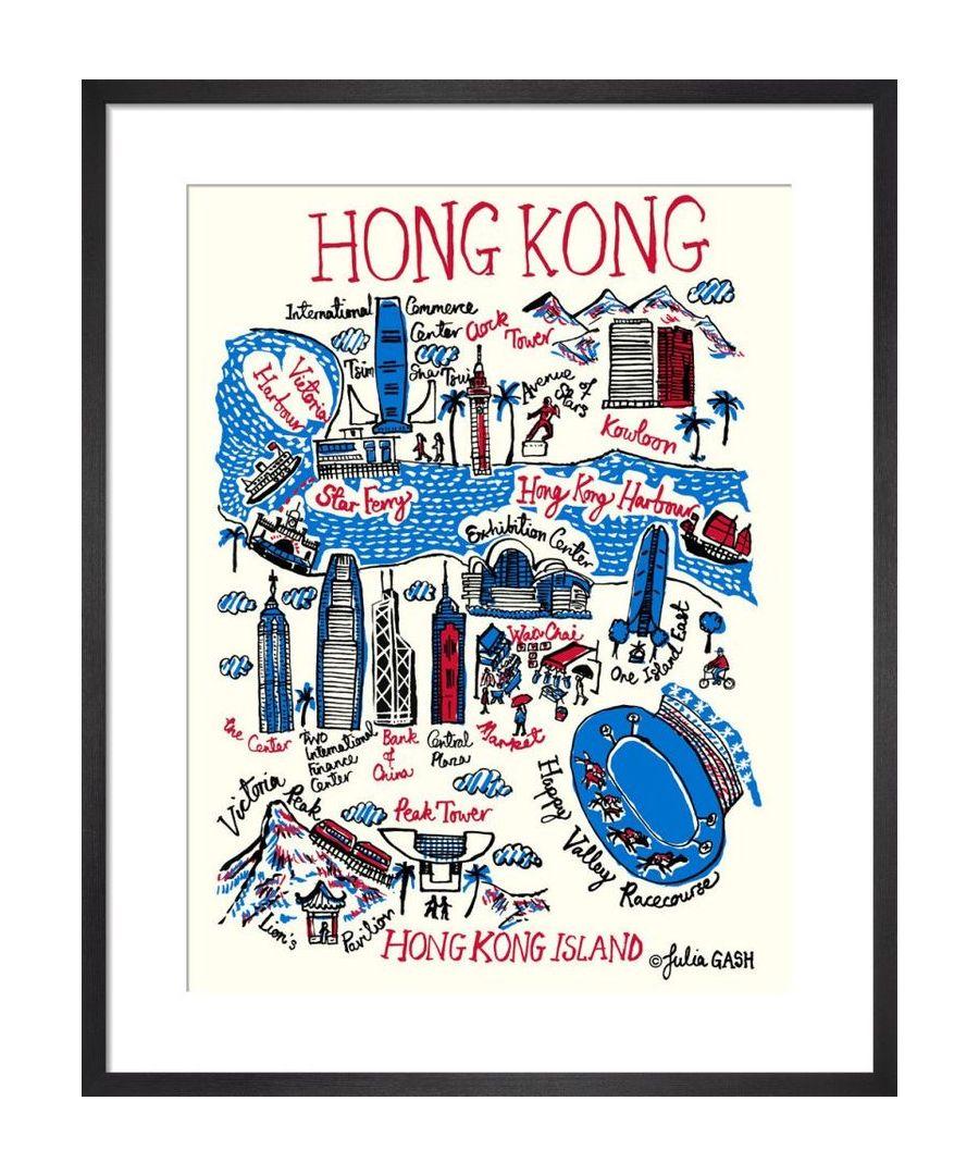 Image for Hong Kong Cityscape by Julia Gash