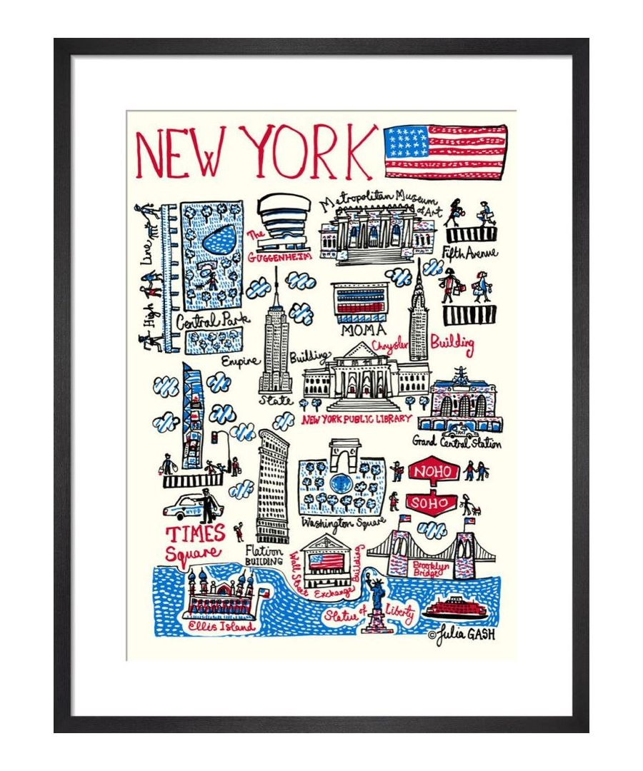Image for New York Cityscape by Julia Gash