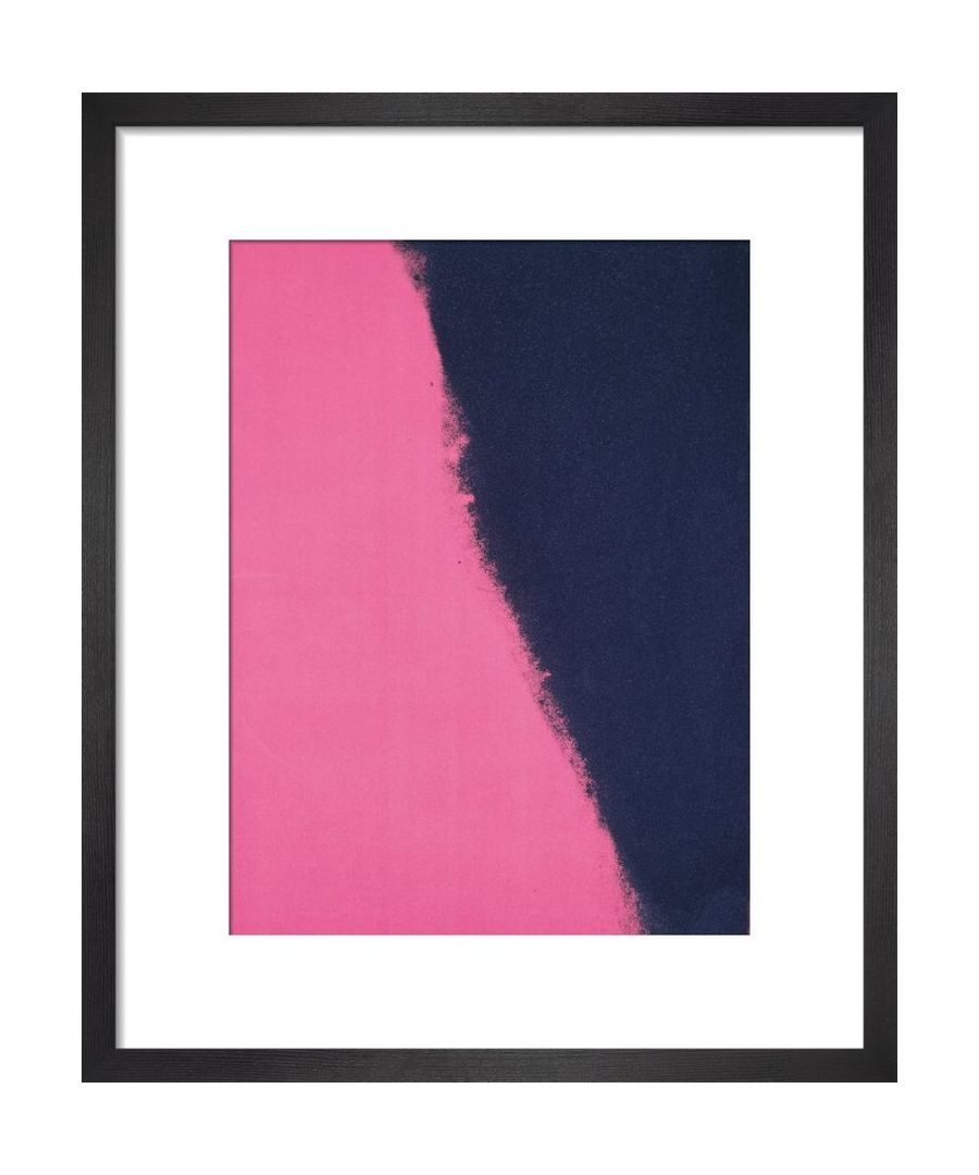 Image for Shadows II, 1979 (black & pink detail) by Andy Warhol