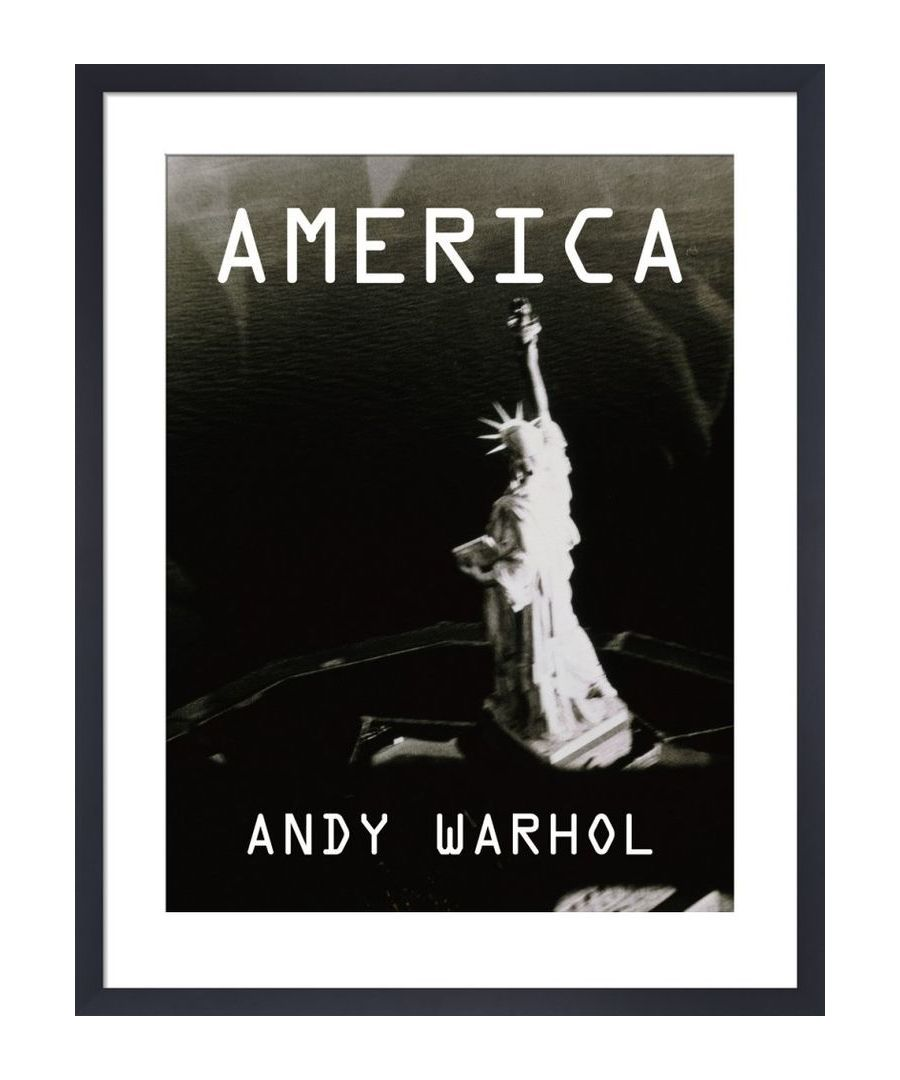 Image for Statue of Liberty, c.1985 by Andy Warhol