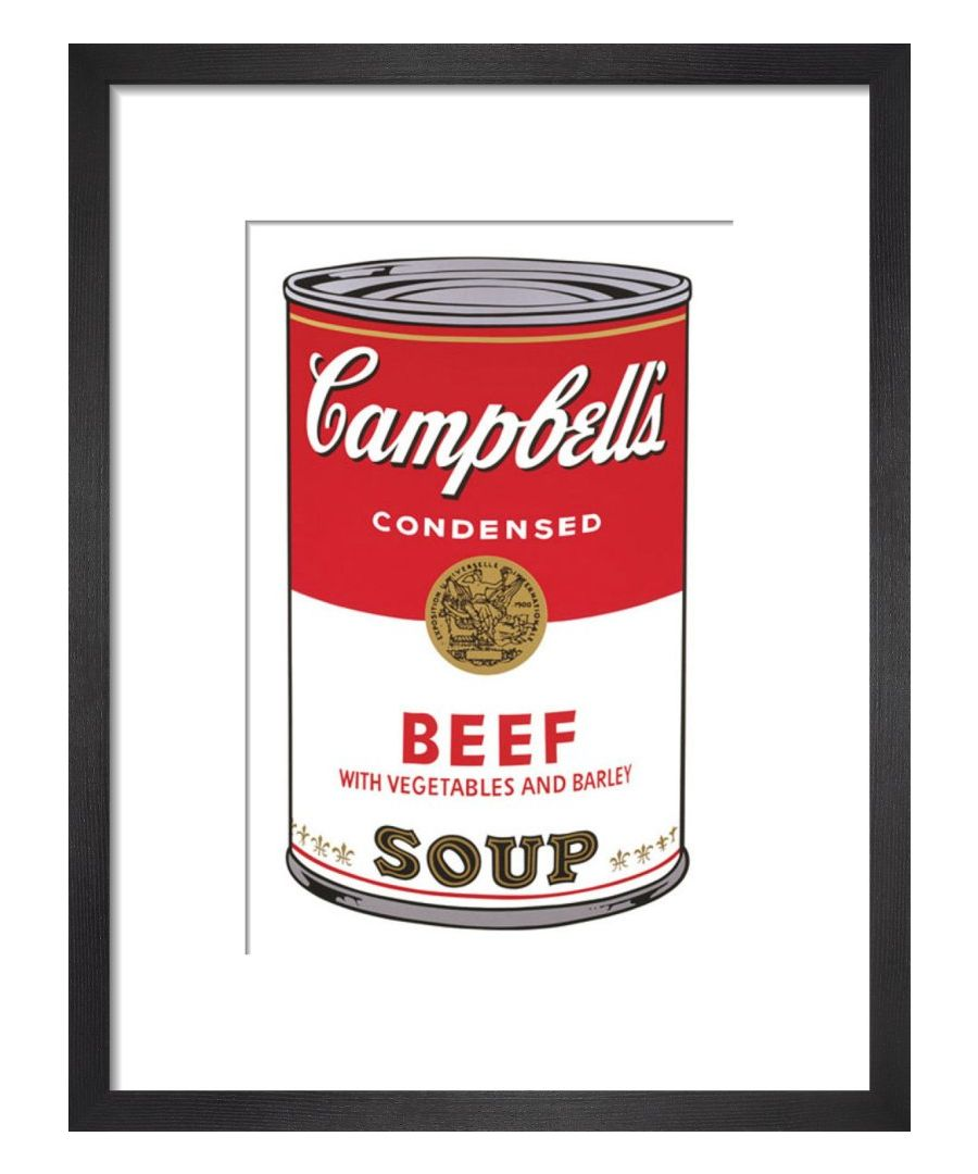 Image for Campbell's Soup I, 1968 (beef) by Andy Warhol