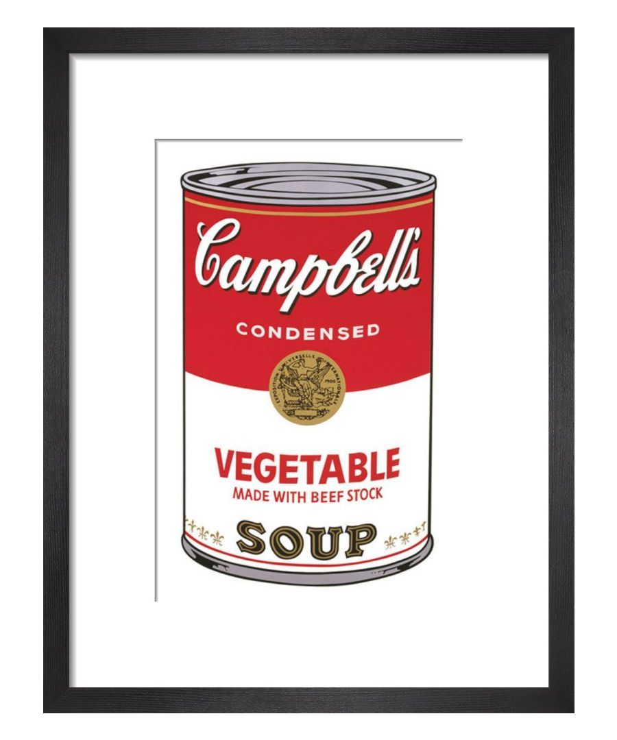 Image for Campbell's Soup I, 1968 (vegetable) by Andy Warhol