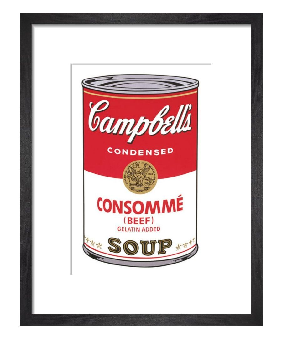 Image for Campbell's Soup I, 1968 (consomme) by Andy Warhol
