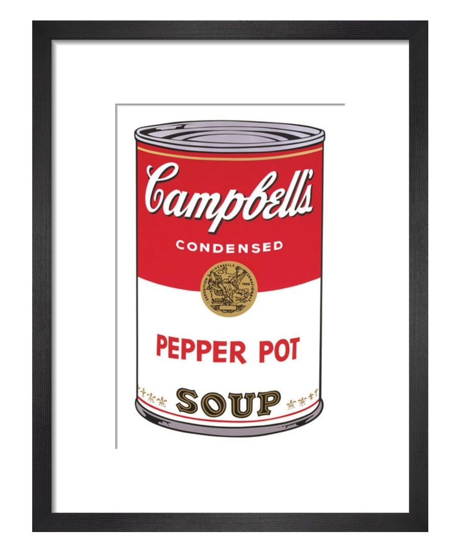 Image for Campbell's Soup I, 1968 (pepper pot) by Andy Warhol