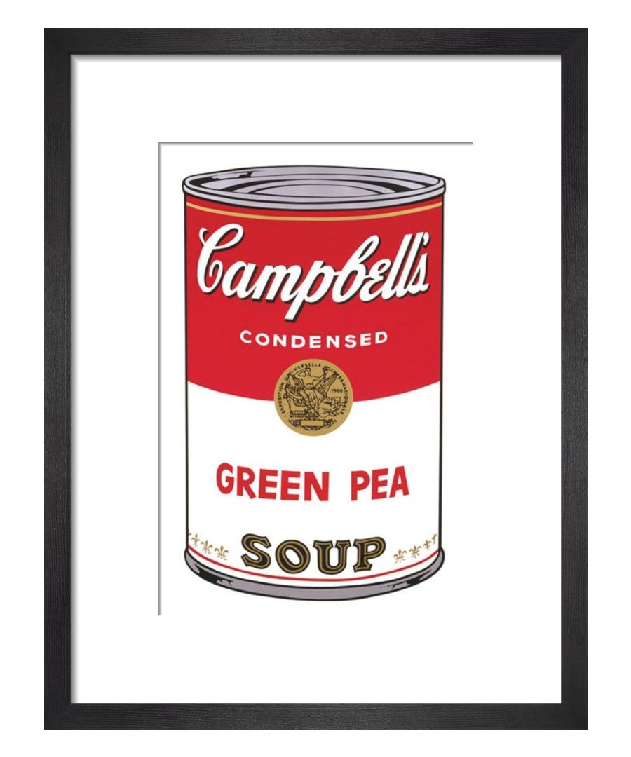 Image for Campbell's Soup I, 1968 (green pea) by Andy Warhol