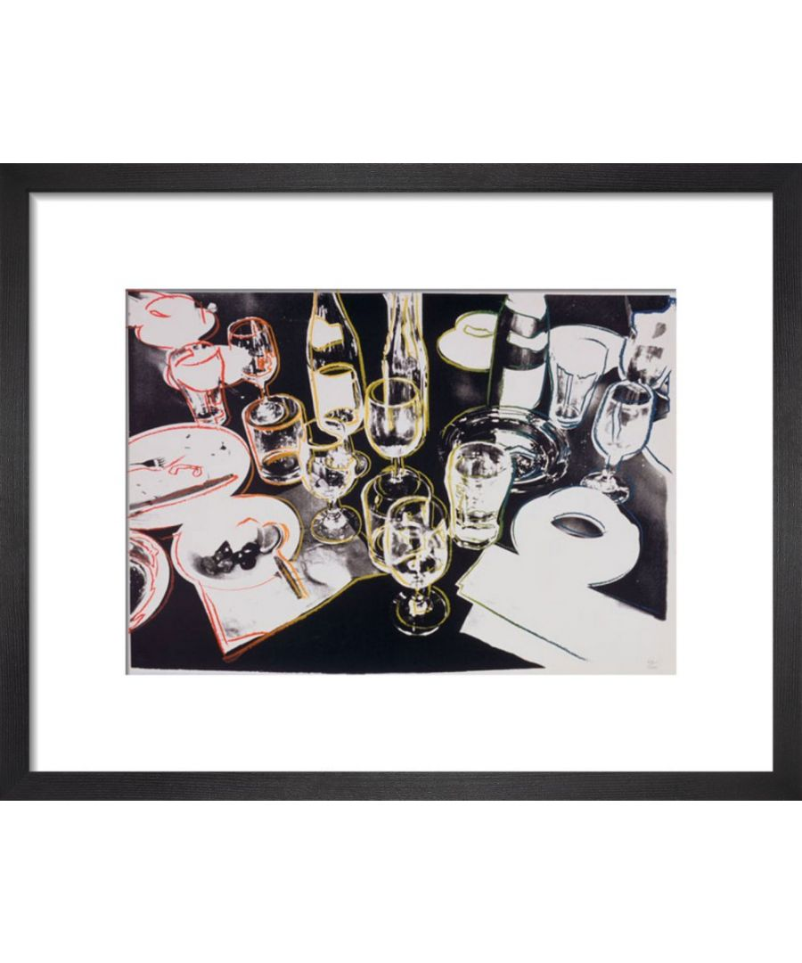 Image for After the Party, 1979 Art print by Andy Warhol