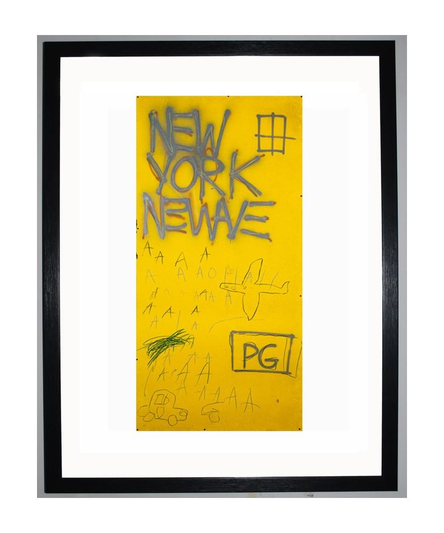 Image for Untitled (New York) 1981 by Jean-Michel Basquiat