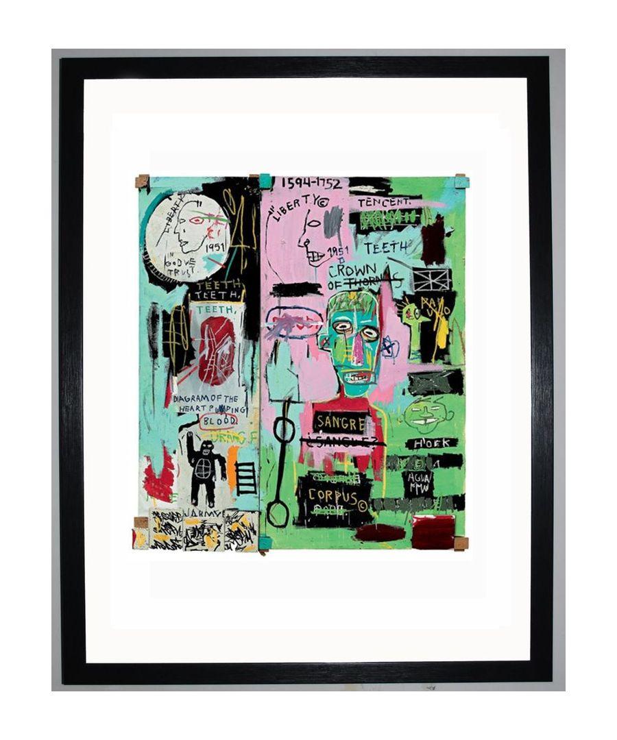 Image for In Italian, 1983 by Jean-Michel Basquiat