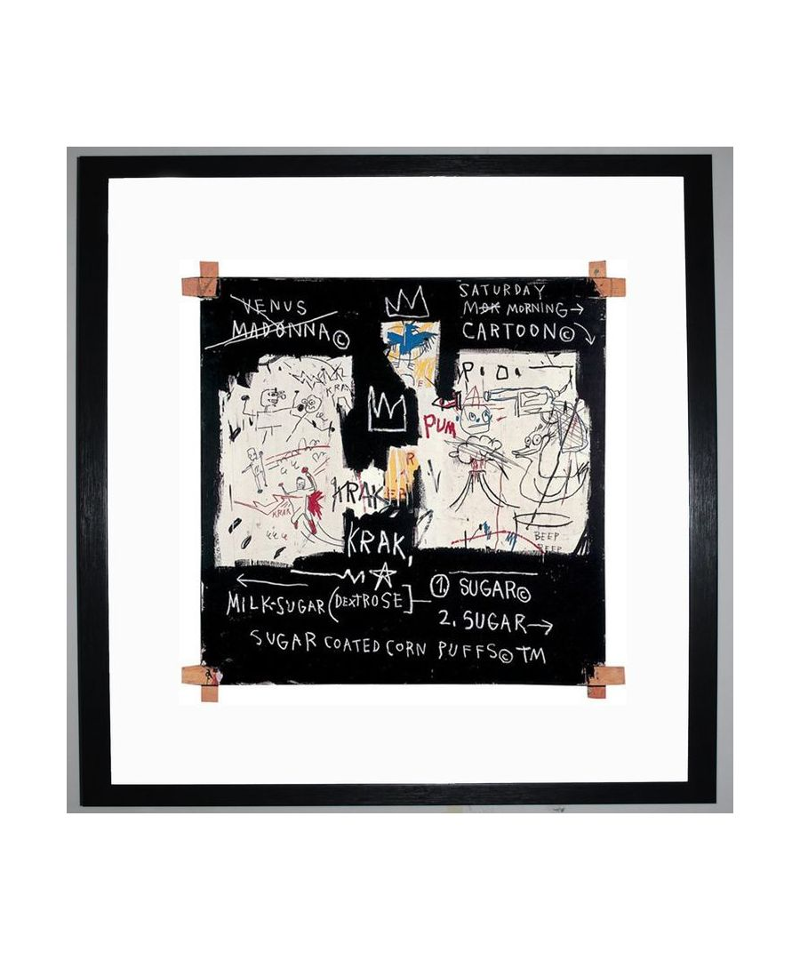 Image for Panel of Experts, 1982 by Jean-Michel Basquiat