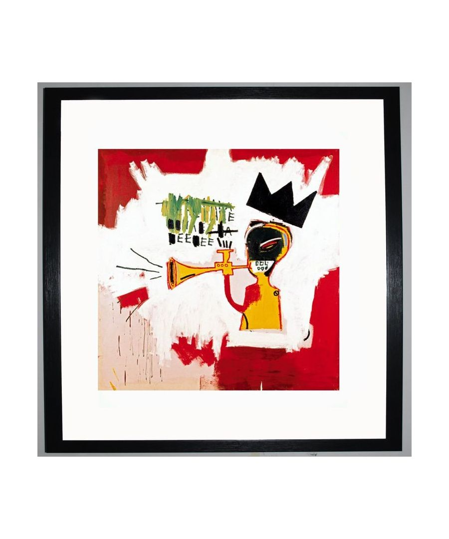 Image for Trumpet, 1984 by Jean-Michel Basquiat