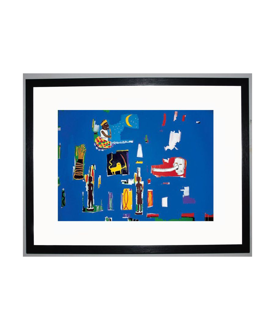 Image for Antar, 1985 by Jean-Michel Basquiat