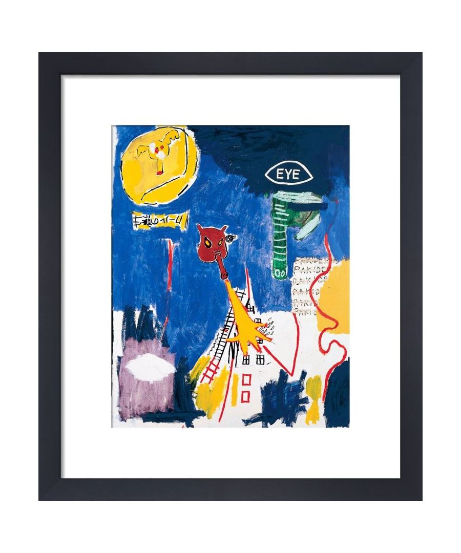 Image for Pakiderm, 1984 by Jean-Michel Basquiat