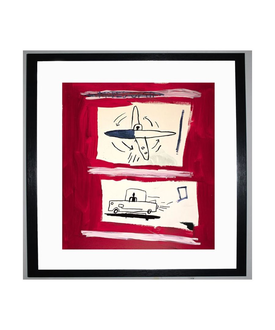 Image for Untitled, 1985 by Jean-Michel Basquiat
