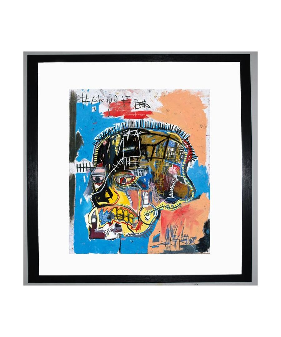 Image for Untitled (Skull) 1981 by Jean-Michel Basquiat