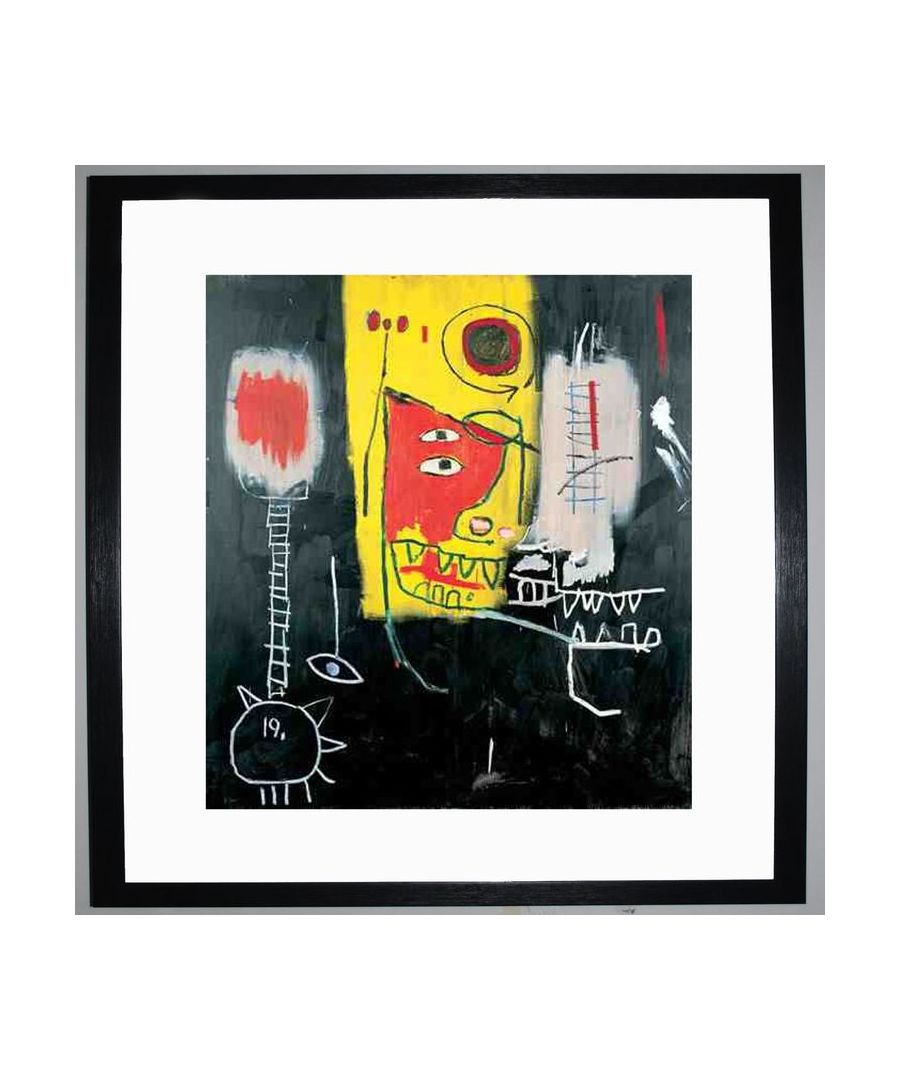 Image for Untitled (19) 1984 by Jean-Michel Basquiat