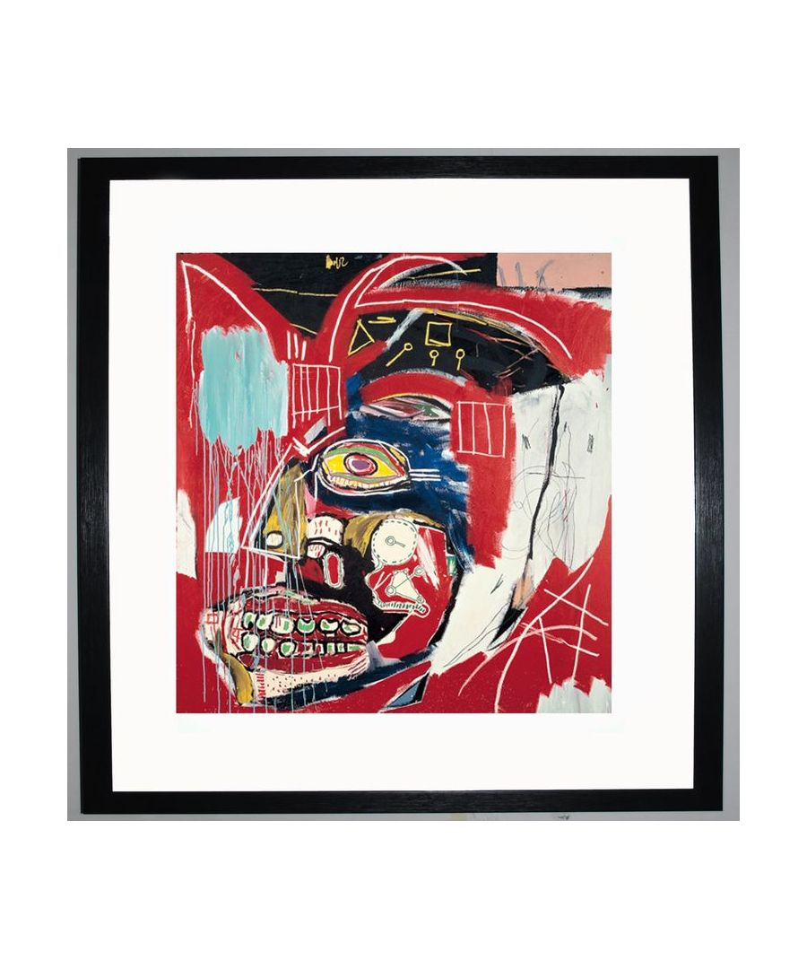 Image for In This Case, 1983 by Jean-Michel Basquiat