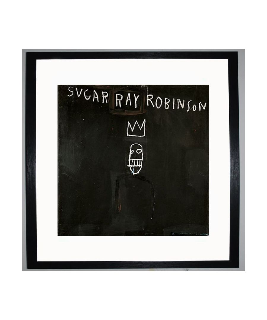 Image for Untitled (Sugar Ray Robinson) 1982 by Jean-Michel Basquiat