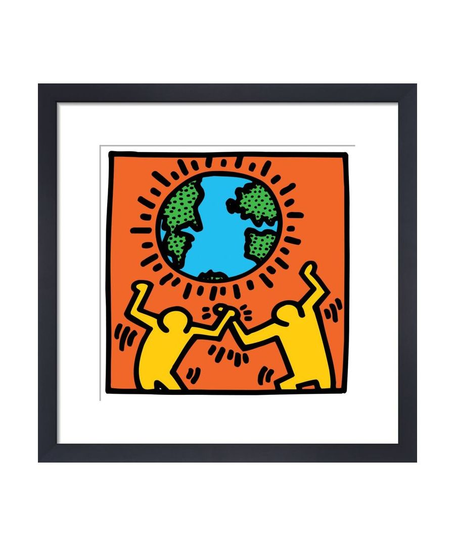 Image for Untitled, (World) by Keith Haring