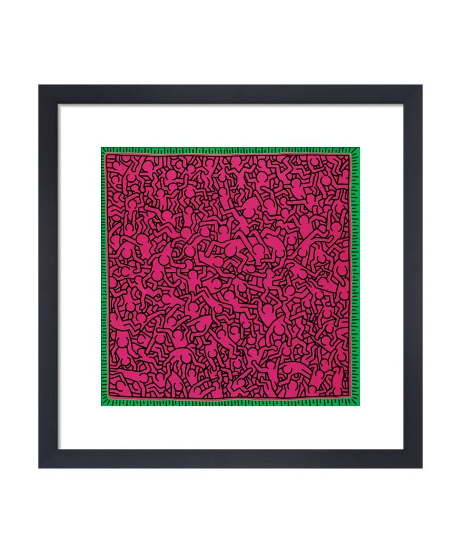 Image for Untitled, by Keith Haring