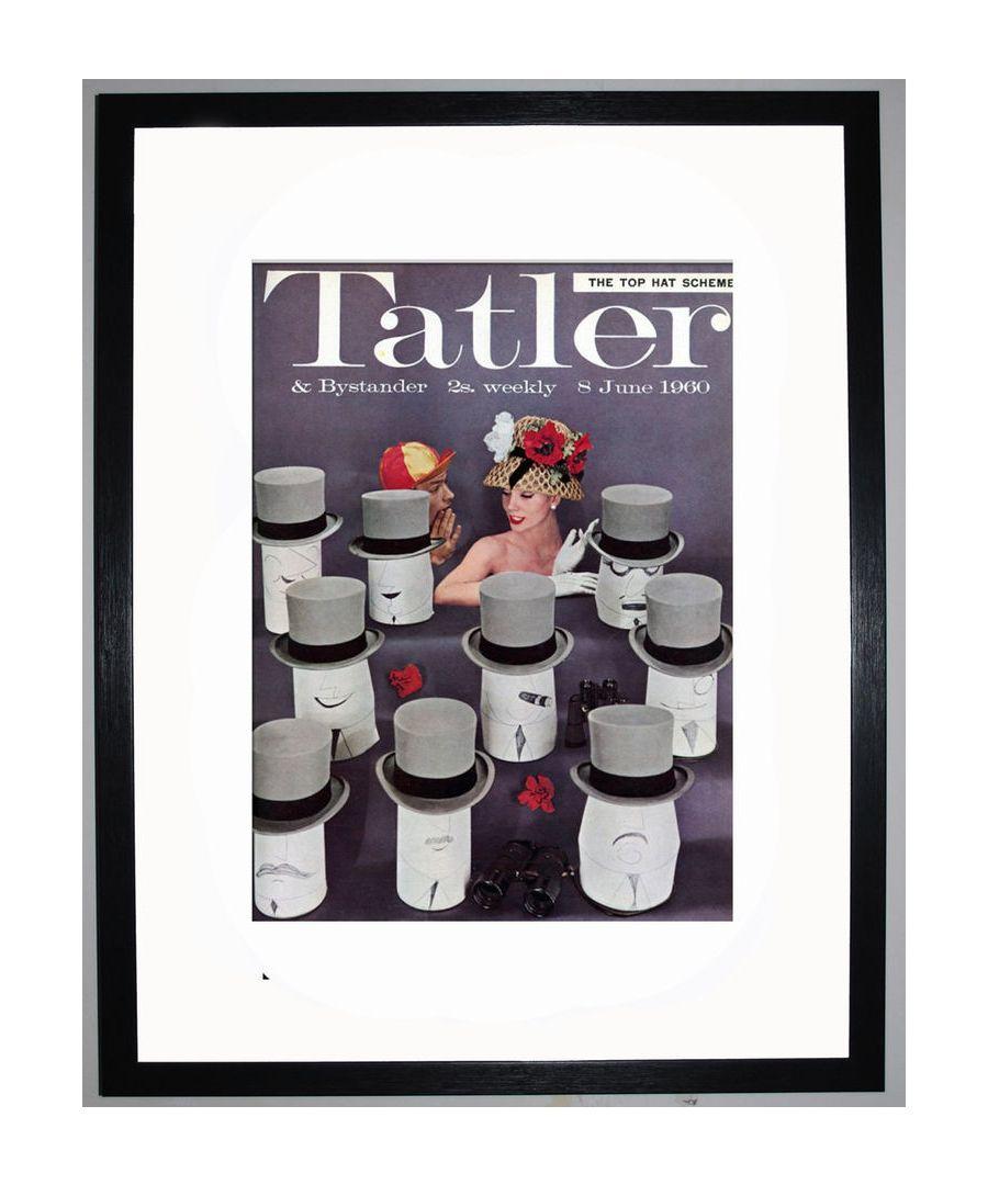 Image for The Tatler, June 1960 Art print
