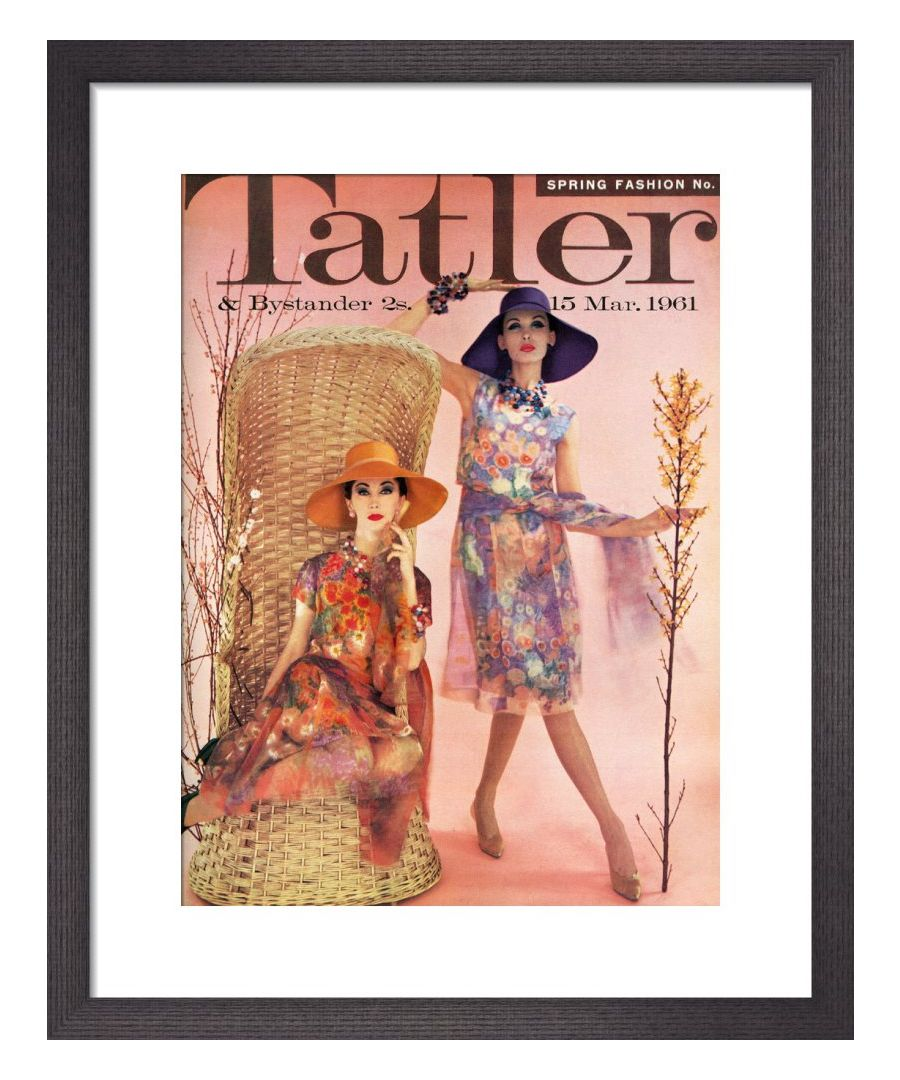 Image for The Tatler, March 1961 Art print
