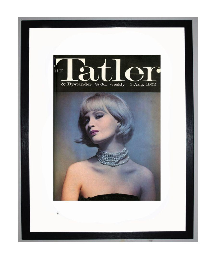 Image for The Tatler, August 1962 Art print