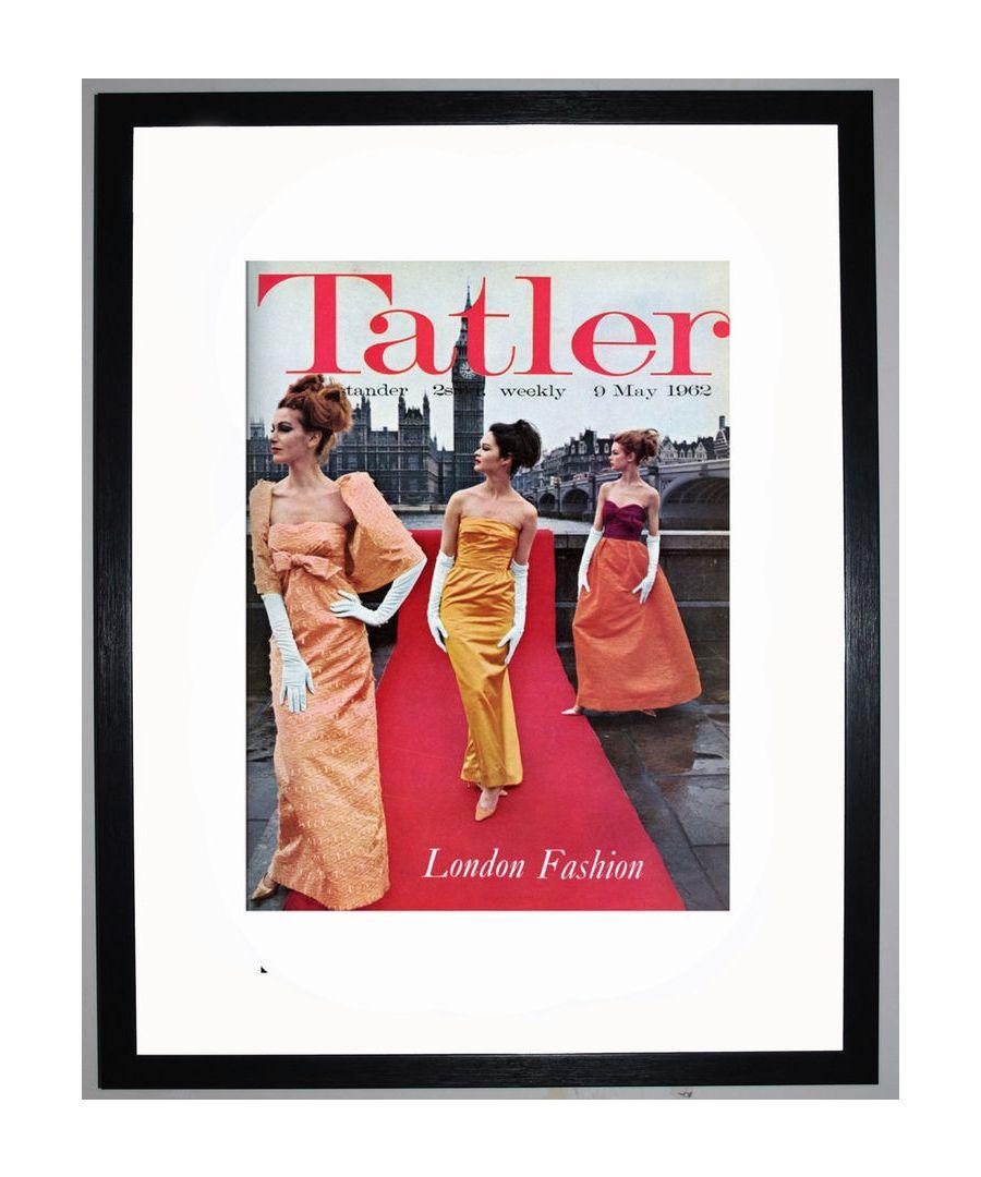 Image for The Tatler, May 1962 Art print