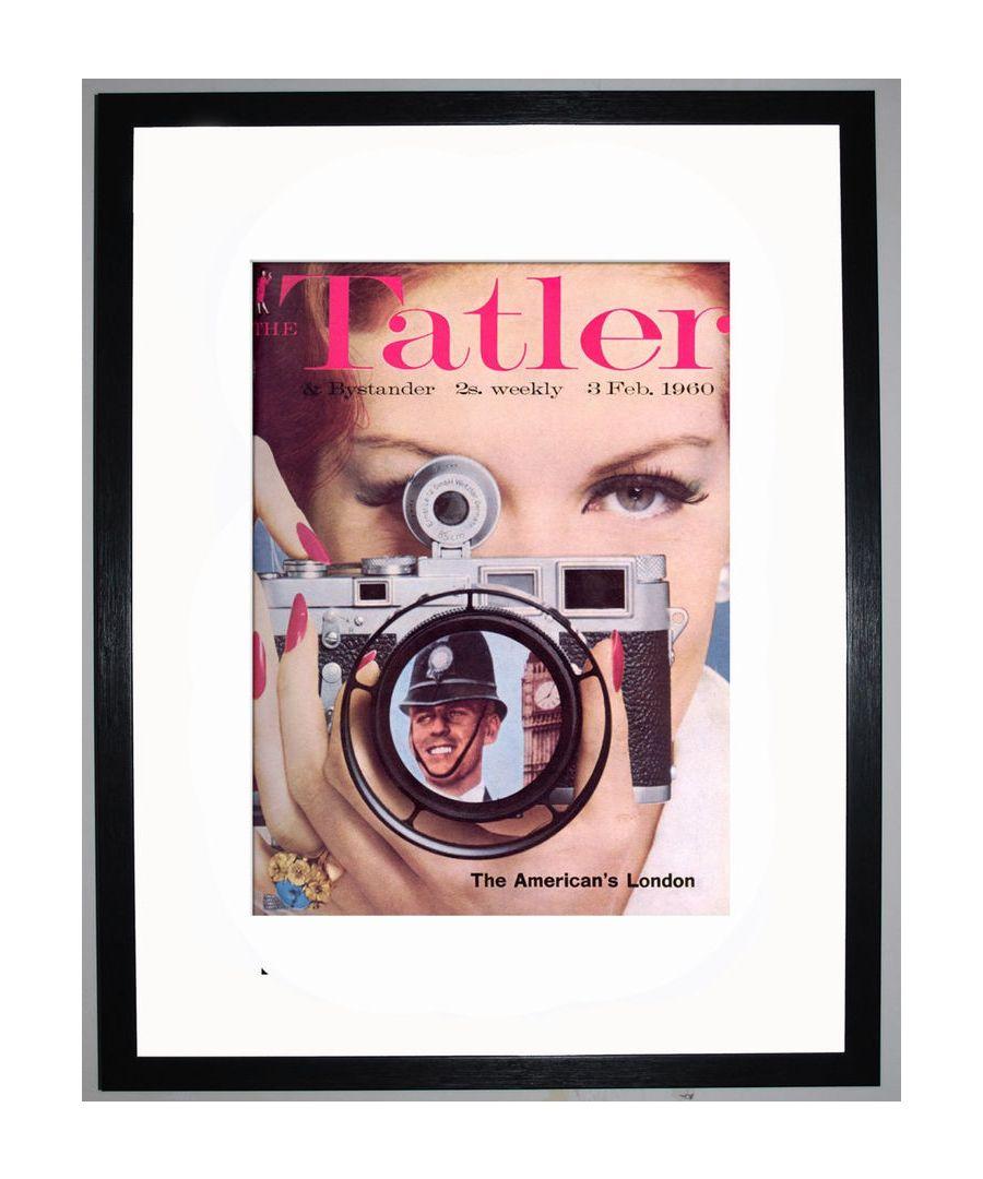 Image for The Tatler, February 1960 Art print