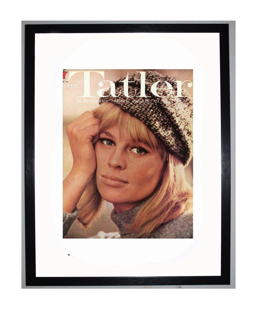 Image for The Tatler, November 1962 Art print