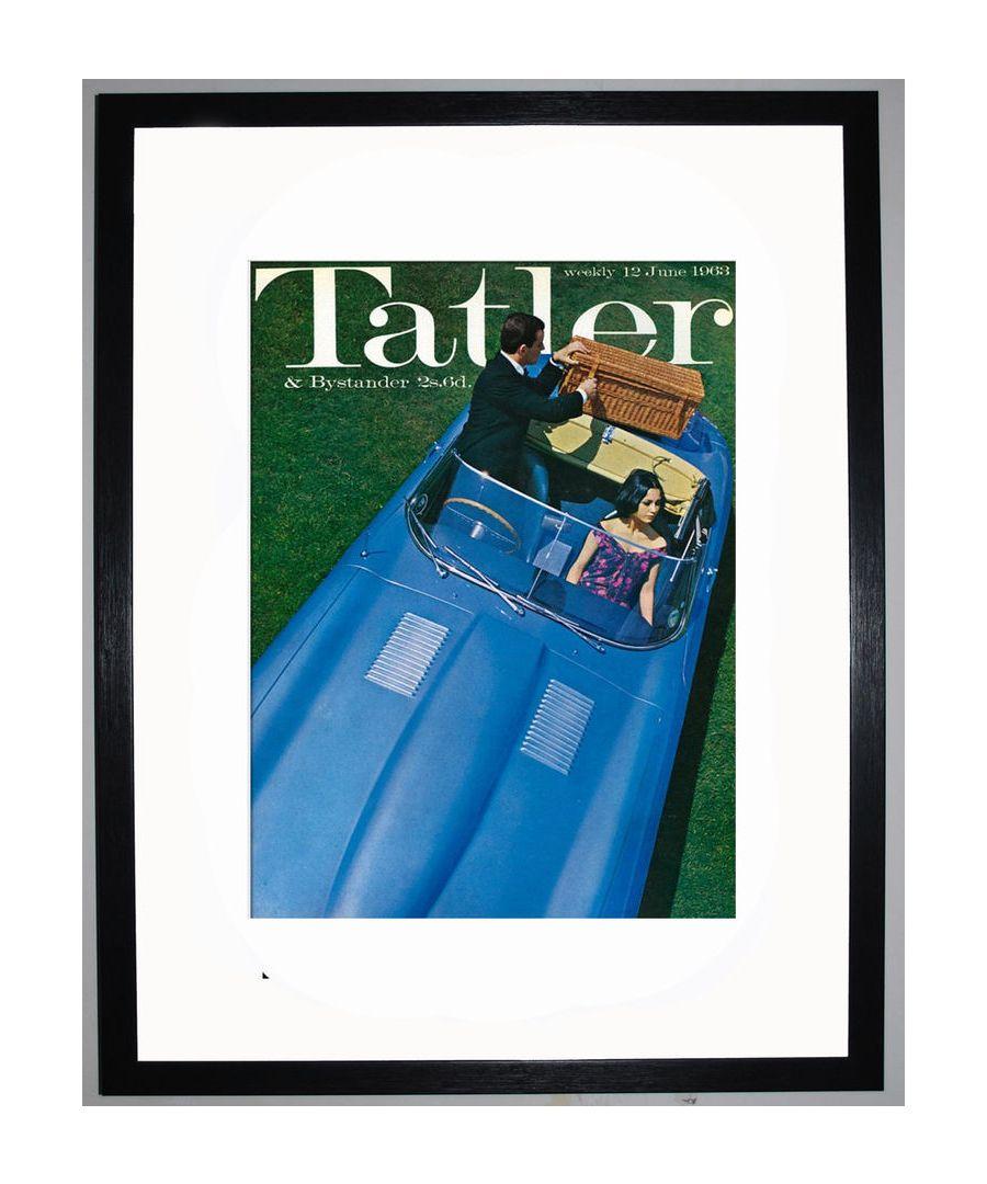 Image for The Tatler, June 1963 Art print