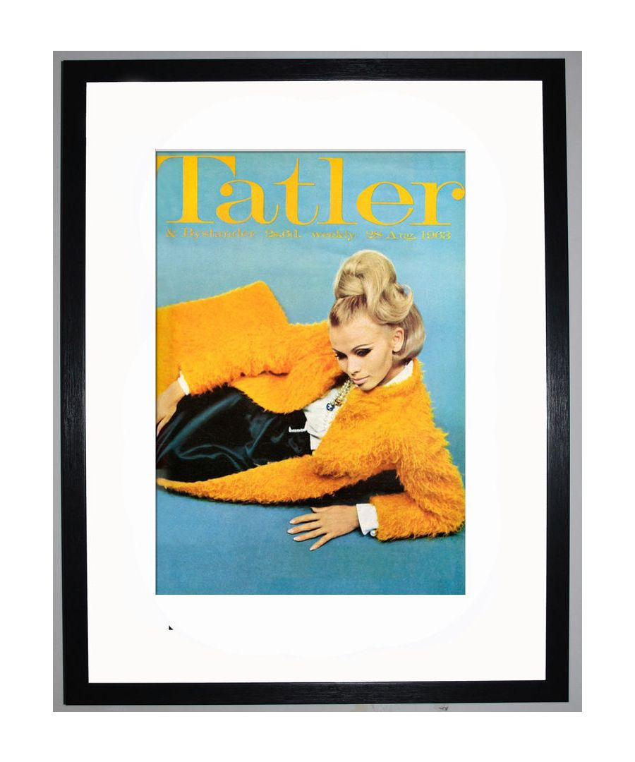 Image for The Tatler, August 1963 Art print