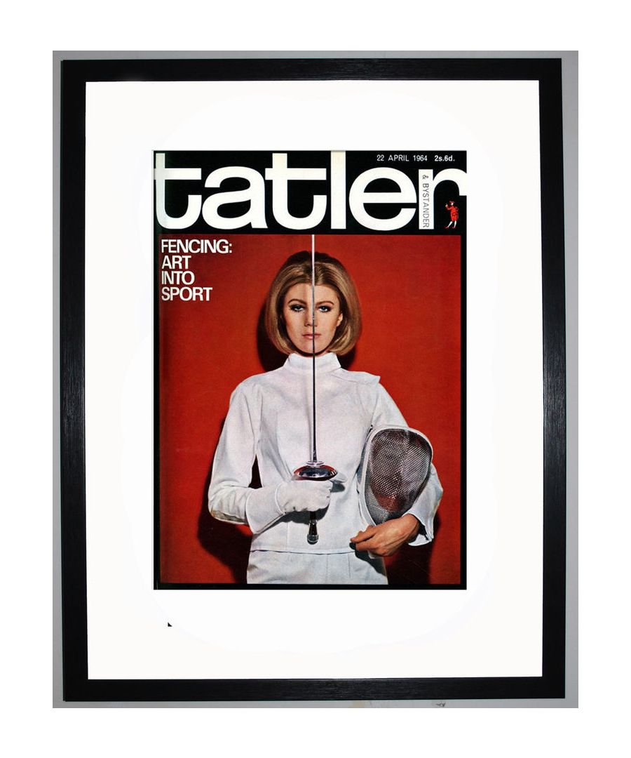 Image for The Tatler, April 1964 Art print