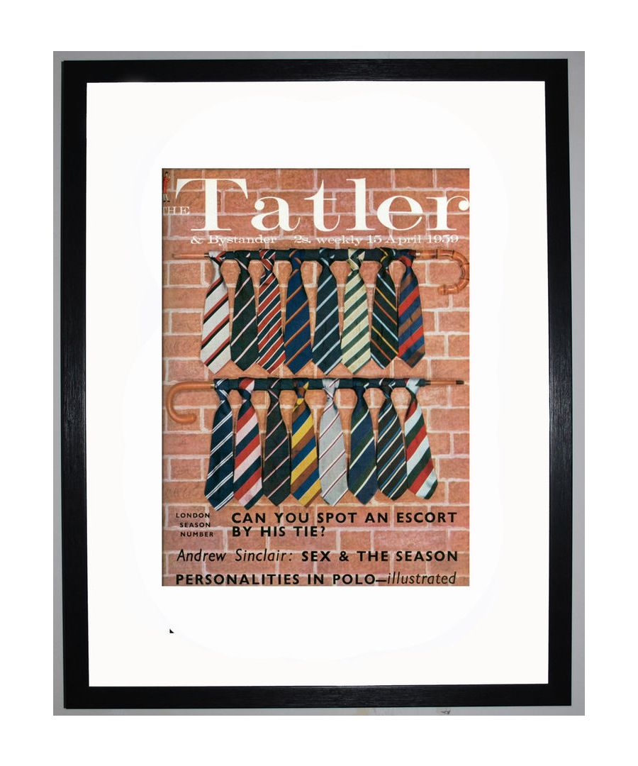 Image for The Tatler, April 1959 Art print