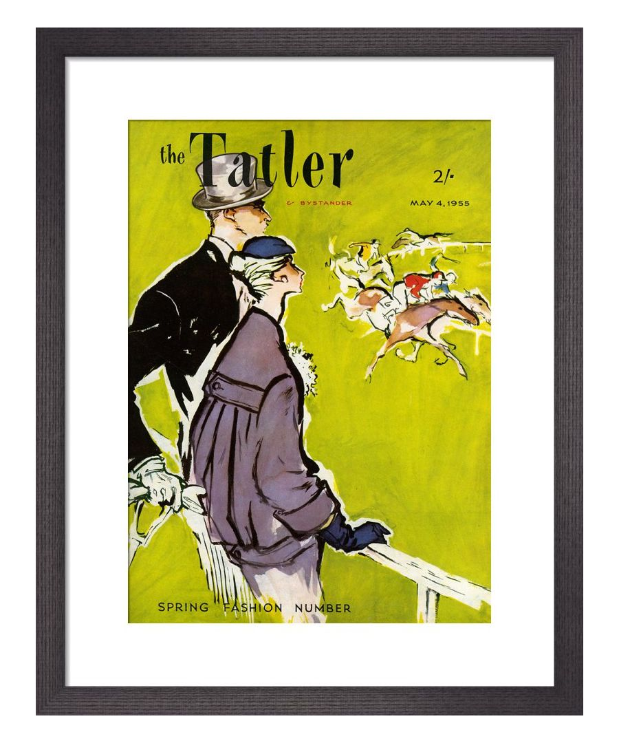 Image for The Tatler, May 1955 Art print