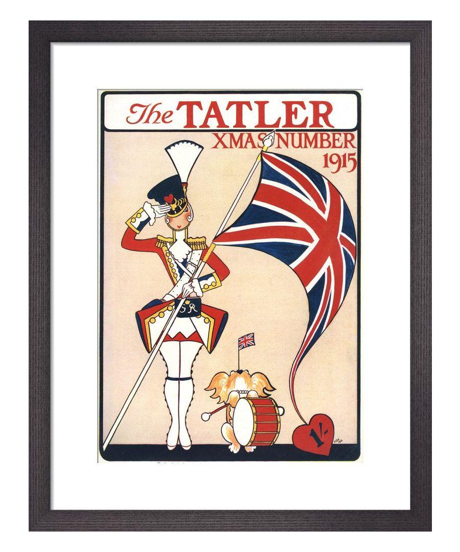 Image for The Tatler, Christmas Number 1915 Art print