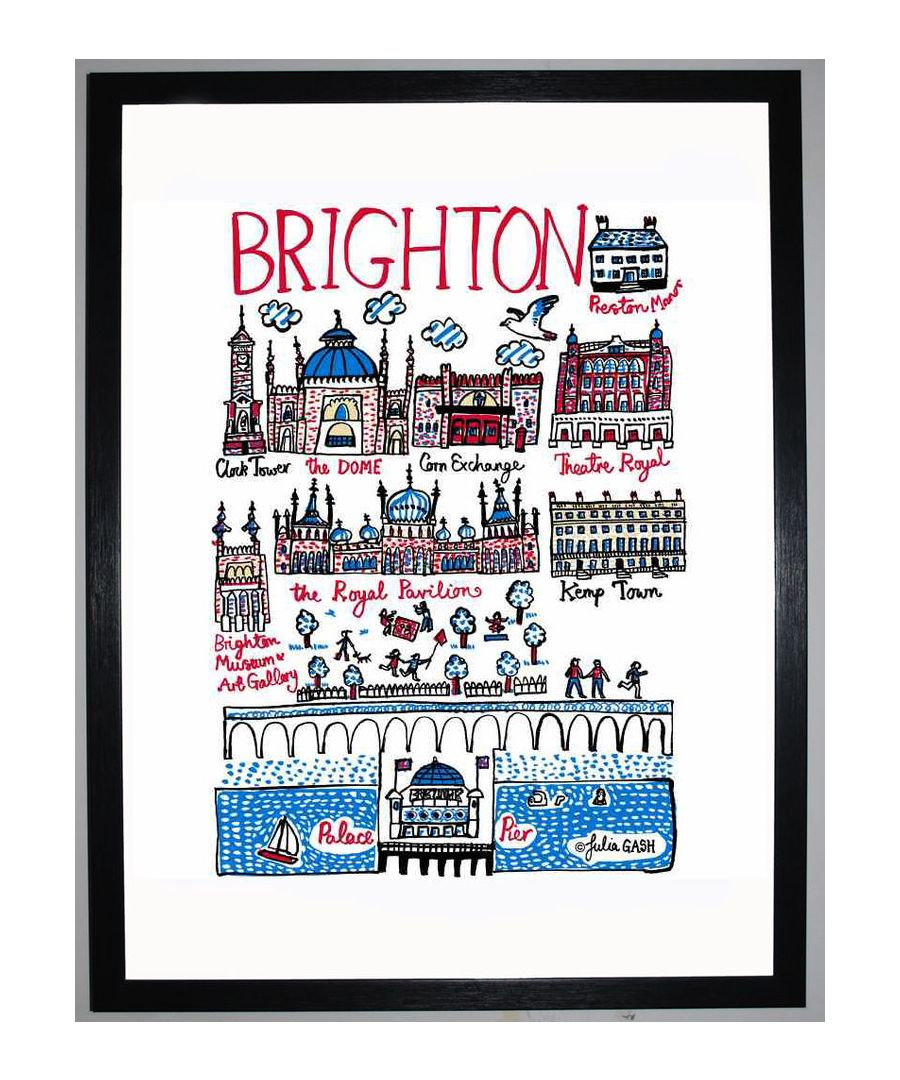 Image for Brighton Cityscape by Julia Gash