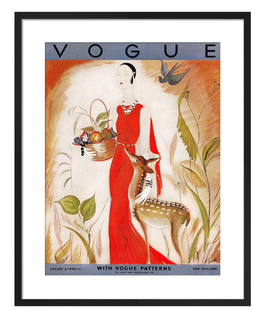 Image for Vogue, August 6th 1930