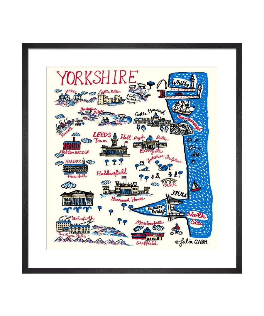 Image for Yorkshire Cityscape by Julia Gash