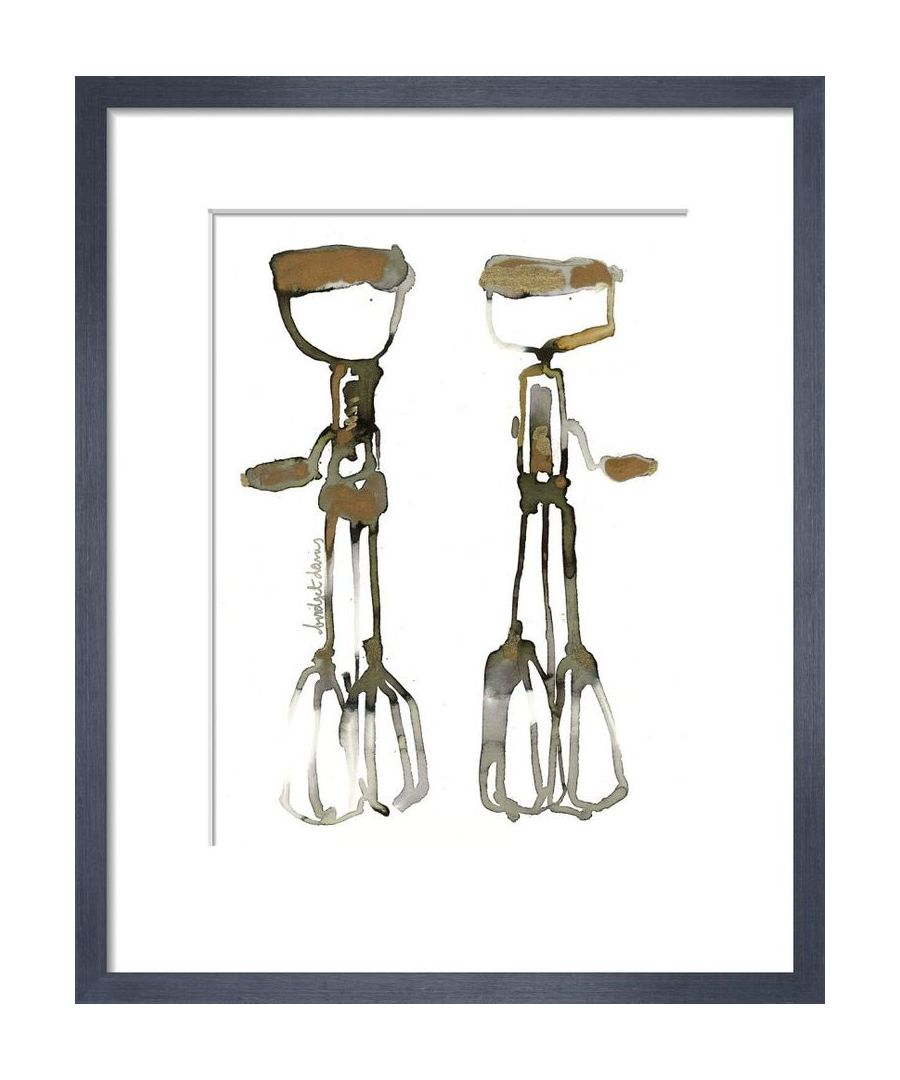 Image for Two Whisks by Bridget Davies
