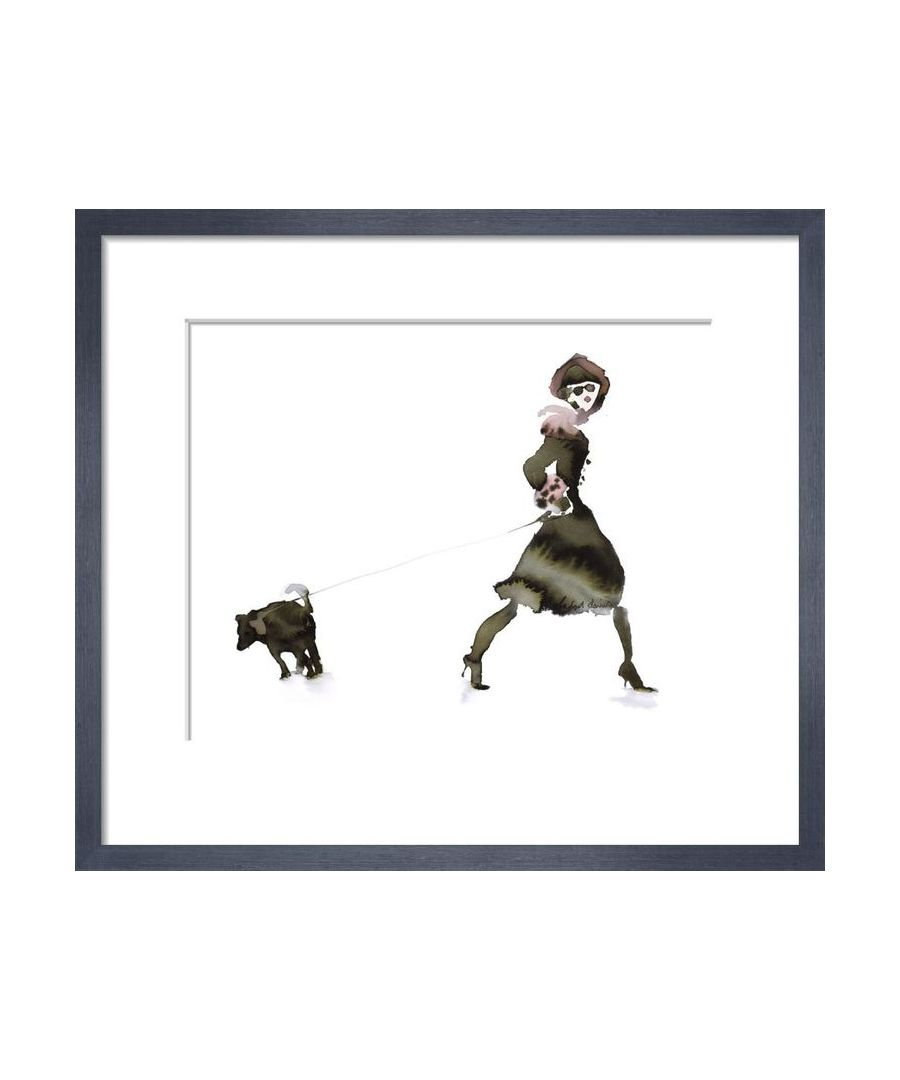 Image for What to Wear When Walking the Dogs - Sunglasses by Bridget Davies