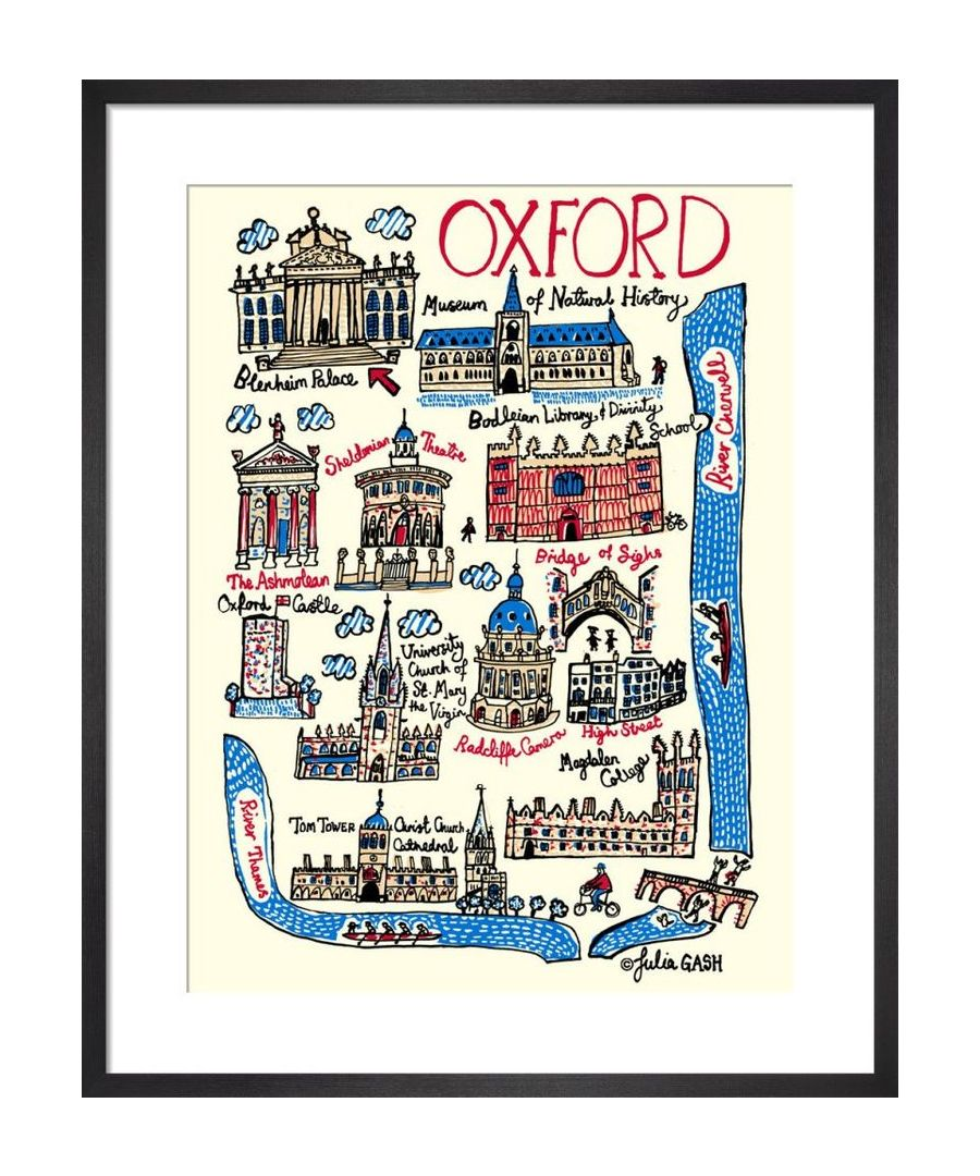 Image for Oxford Cityscape by Julia Gash