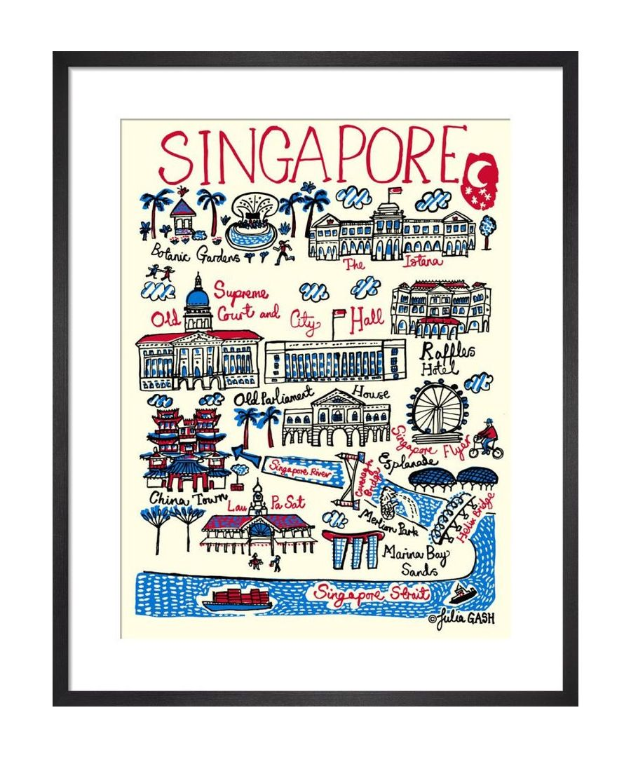 Image for Singapore Cityscape by Julia Gash