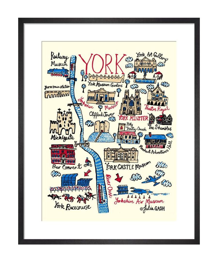 Image for York Cityscape by Julia Gash