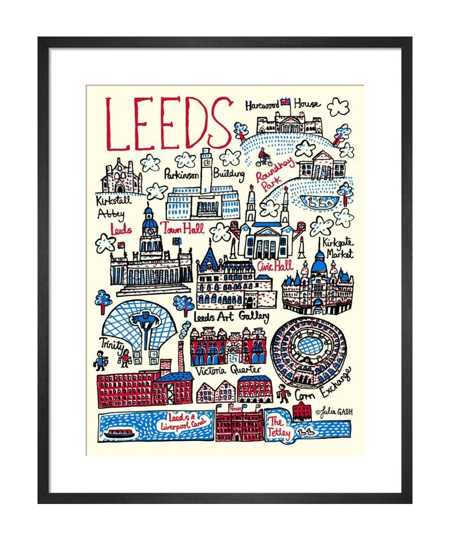 Image for Leeds Cityscape by Julia Gash