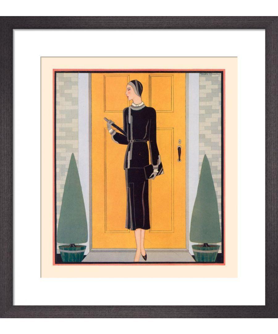 Image for A Tatler Fashion Art print
