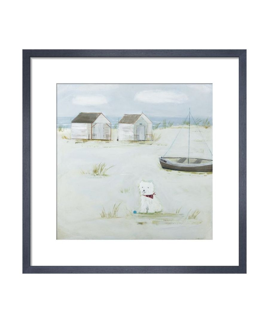 Image for Westie Life Art Print by Hannah Cole