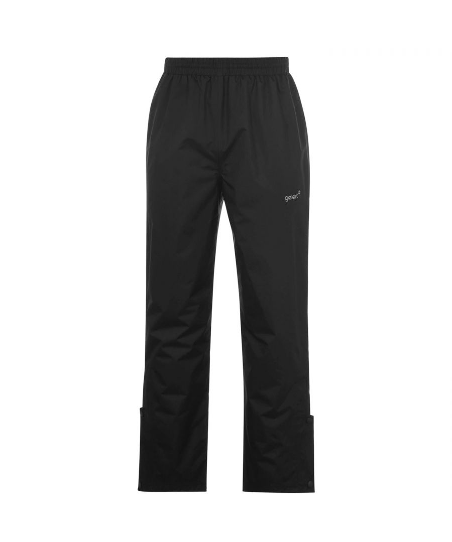 Image for Gelert Womens Horizon Pants Ladies Waterproof Windproof Bottoms Trousers