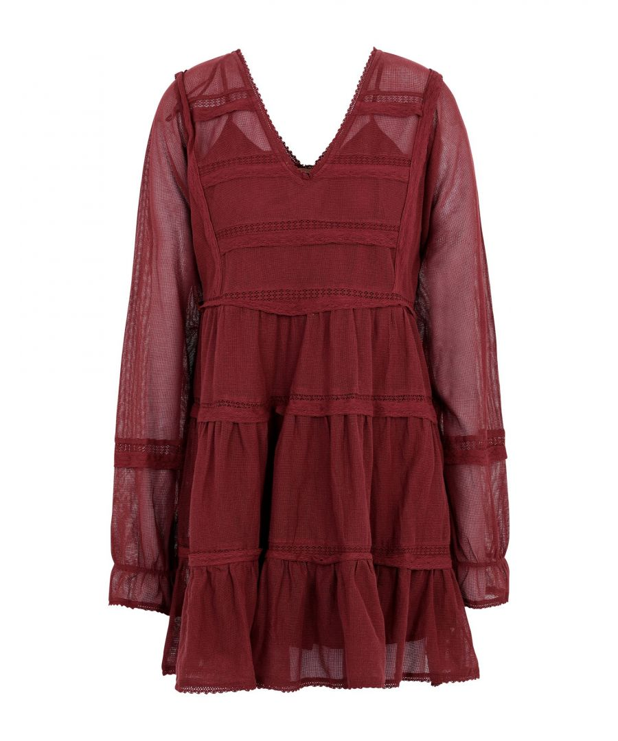 Image for Free People Woman Short dresses Cotton