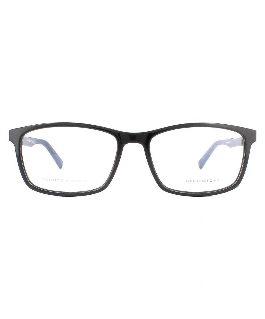 Image for Tommy Hilfiger Glasses Frames TH 1694 807 Black Men